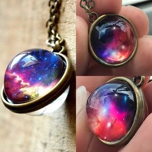 NEW! Galaxy Necklace